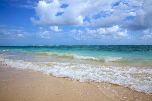 Los oceános como fuente de energía. Foto: Avery Studio (Flickr)