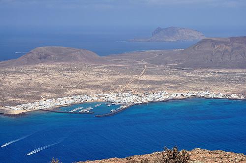 La Graciosa será la primera isla completamente sostenible de España. Foto: Iker Larrañaga (Flickr)